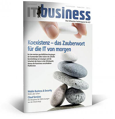 zeitschrift it business maerz 2014